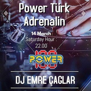 Emre Çağlar Power Türk Adrenalin Mix 2020