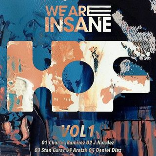 Charles Ramirez - We Are Insane March 2019 Cd Mix