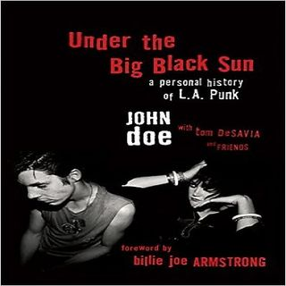 John Doe Under The Big Black Sun