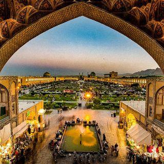 Esfahan, la metà del mondo