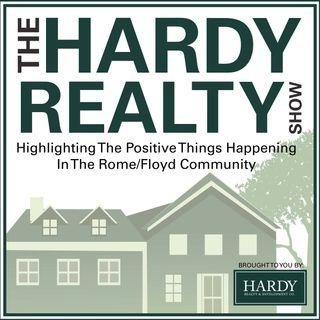 The Hardy Realty Show – Seth Ingram from RIFF (Rome International Film Festival)