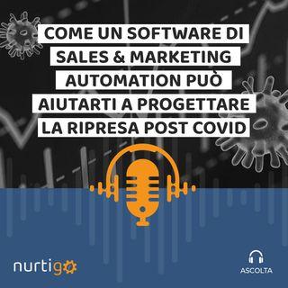 NURTIGO #2 // Come la Marketing Automation può aiutarti a progettare la ripresa post Covid