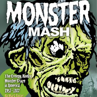 New book is '60s Monster Mash-up! INTERVIEW