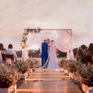 Neide Miguel -- Casamento