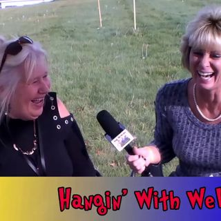 Metaphysical Specialist Lorna Marie interview on the Hangin With Web Show