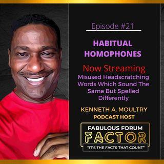 Habitual Homophones