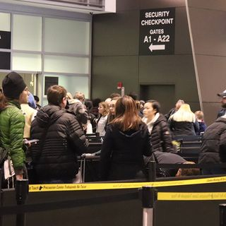 71K Holiday Travelers Expected Through Logan Friday; Another 65K Saturday