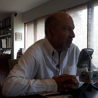 Profesor De Liderazgo,Conferencista de HiCue Speakers, periodista  Mauricio Rodríguez #157