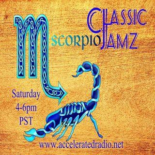 Classic Jamz *Scorpio* 11-23-19