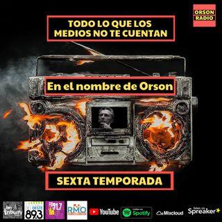 #OrsonRadio (((Podcast completo))) Promesas sobre el sillón de Rivadavia…