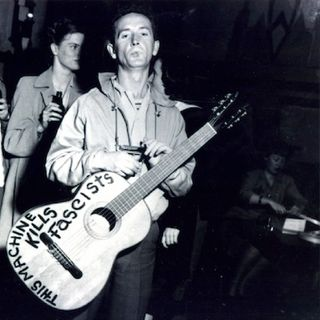 Thinkin of Woody on Labor Day