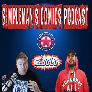 Simpleman's Comics Podcast