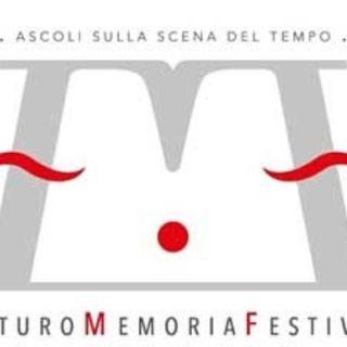 """Franco Cardini  """"Memoria Futuro Festival"""""""
