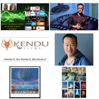 The Kevin & Nikee Show  - Davy Liu - Multi Award-Winning Animator, Writer, Author, Teacher, Storyteller and Global Motivational Speaker