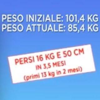 MASSIMO SANFELICI 🔥 PERSI 16 KG E 50 CM IN 3,5 MESI (13 KG IN 2 MESI) 💪 VIVERESNELLA