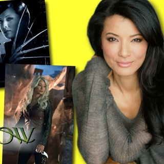 #260: Kelly Hu - Lady Deathstrike from X2 and China White from Arrow
