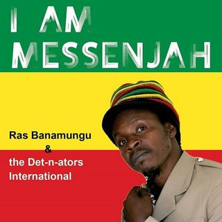 It's Ras Banamungu On ITNS Radio