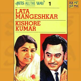 Kishore Kumar - Lata Mangeshkar classic songs