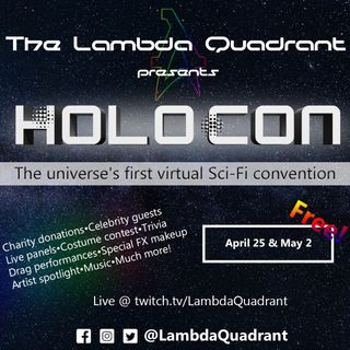 The Lambda Quadrant Chats Holocon
