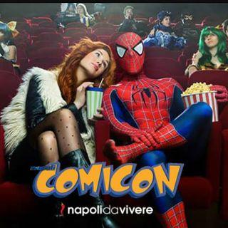 #Sa Il lupo del Comicon!!!