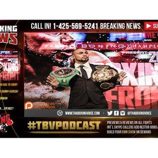 WBC: Thurman Has To Fight Shawn Porter & Danny Garcia Before Errol Spence Jr👀