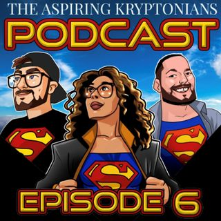 Ep #6 - Talking Superman with Phillip Kennedy Johnson