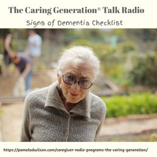 Risks and Signs of Dementia Checklist