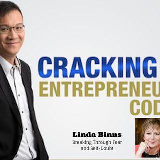 Episode 057 - Effective Strategies for breaking Fear and Self-Doubt by Linda Binns