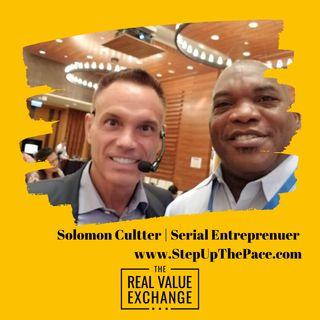 109. Solomon Cutler - Family Business   Power Parenting   StepUpThePace.com
