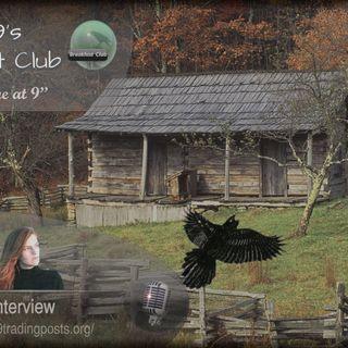 Red Pilled Goyim Goddess - Blackbird9's Breakfast Club Interview