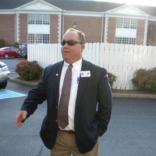 Jimmy Huddleston - Alumni President