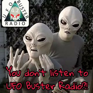 UBR- UFO Report 73: TR3B Over Russia and Redlesham Polygraph
