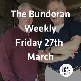 084 - The Bundoran Weekly - Friday 27th March 2020