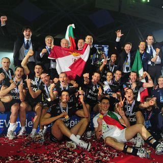 Da Radio Dolomiti: ultimi punti Finale Champions League 2010, Trento-Mosca 3-0