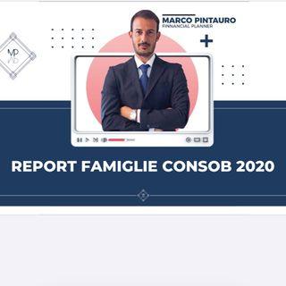 REPORT FAMIGLIE CONSOB 2020