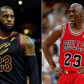 Survive and Advance W/Mike Goodpaster and Steve Risley:Is Lebron James the G.O.A.T?