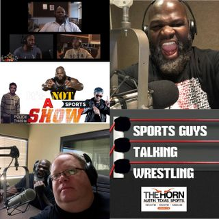 Mark Henry Not A Sports Show 4-14-2020