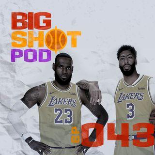 #043 - NBA Preview 19/20 - Divisão do Pacífico