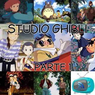 7x01- Studio Ghibli (Parte 1)