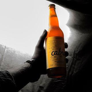 Cerveza Tres Cabras cervecería Insurgente