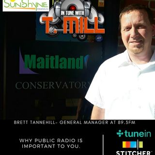 Brett Tannehill