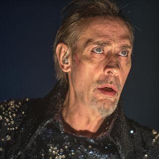 Peter Murphy sufre infarto