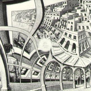 Dino Buzzati: Sette piani 3/3