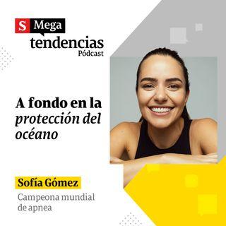 """""""Es muy desalentador ver la contaminación de los océanos: en Gorgonilla vi una playa cubierta de plástico"""": campeona mundial de apnea"""