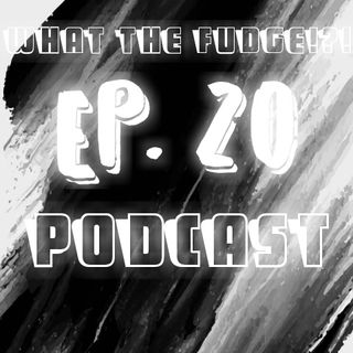 "Episode 20 - ""Donald Trump Intro, W.T.F. Gym, Special News Break, Drake vs. Pusha T talk!!!!"""