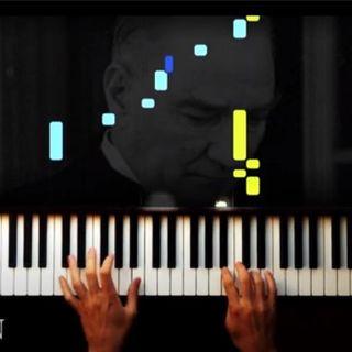 Piano by VN - Manastırın Ortasında (piano cover)