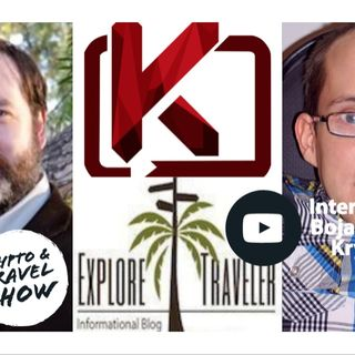 Crypto & travel show Interview-Bojak Cates Kryptonia Project