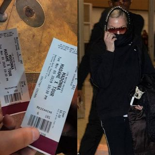 Fan Suing Madonna & Fan Boos Starting Concert Late