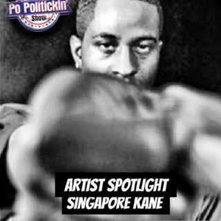 Artist Spotlight - Singapore Kane | @SingaporeKane