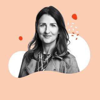 """#107 Autorin Verena Schörner: """"Der Mamaplaner: wie man Baby, Familie und Job schaukelt."""""""